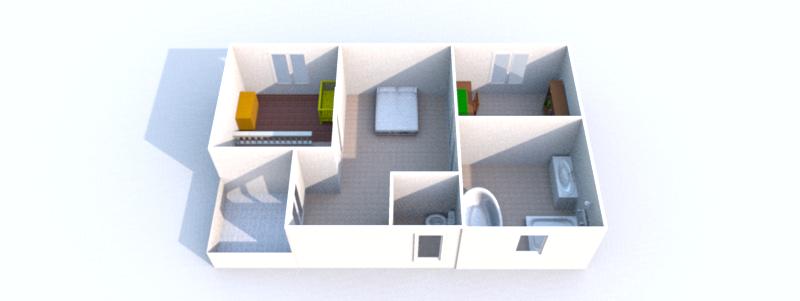 Plan3D Niveau1