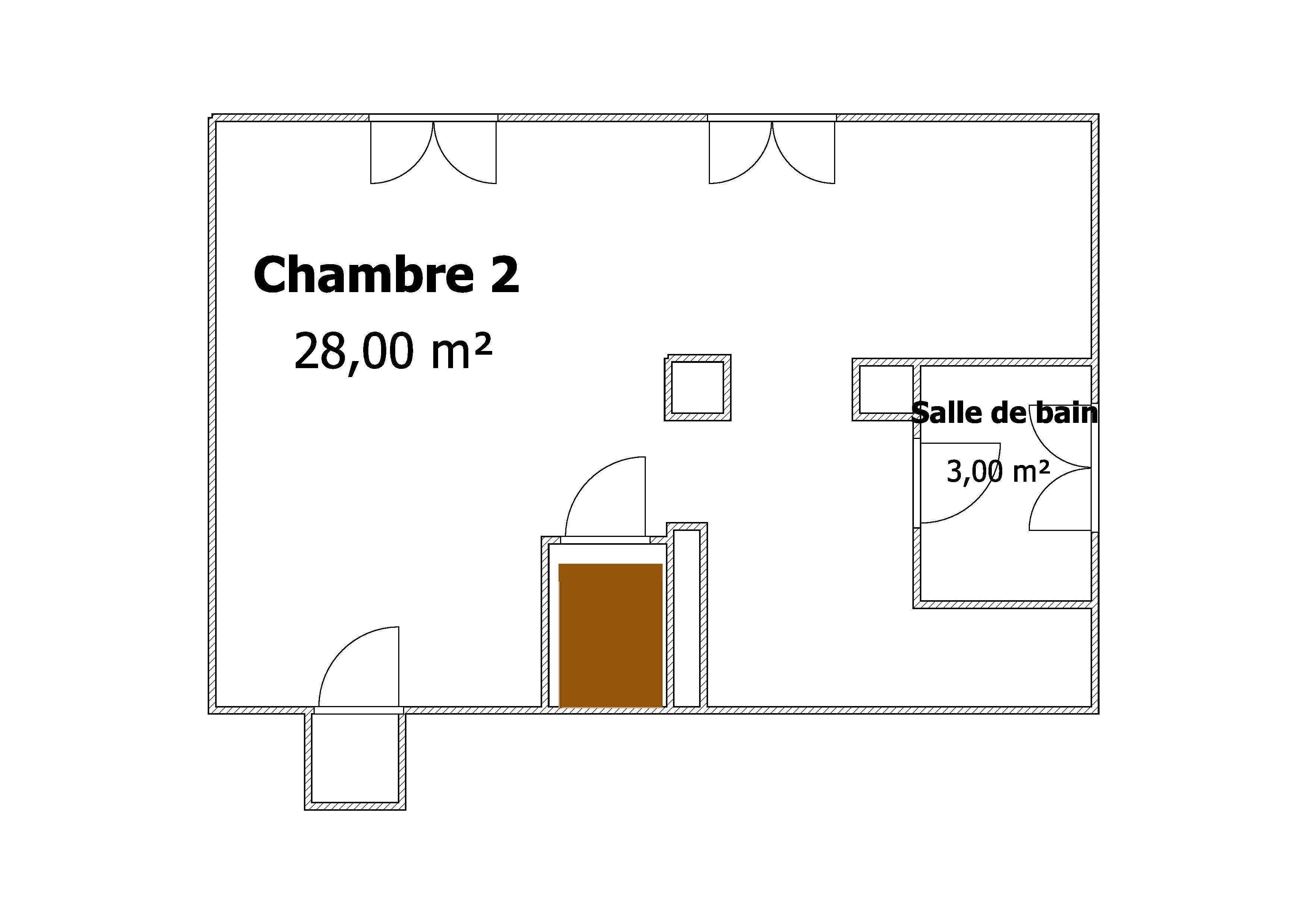 Plan etage ZOOM