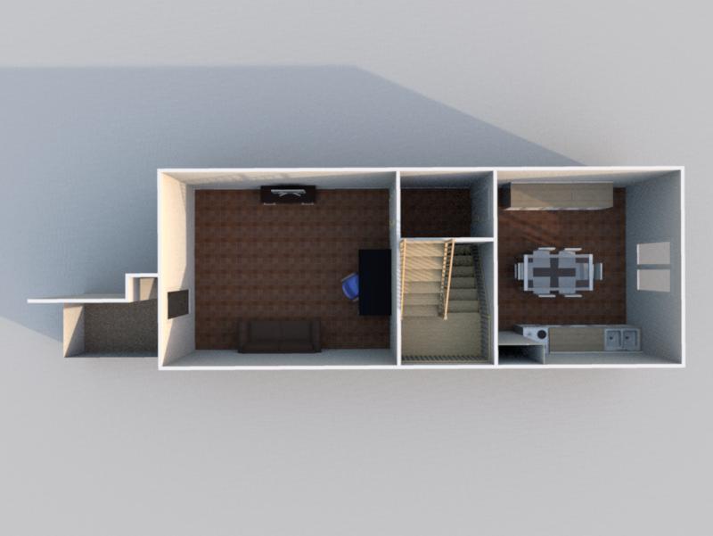 Plan 3D Niveau 2