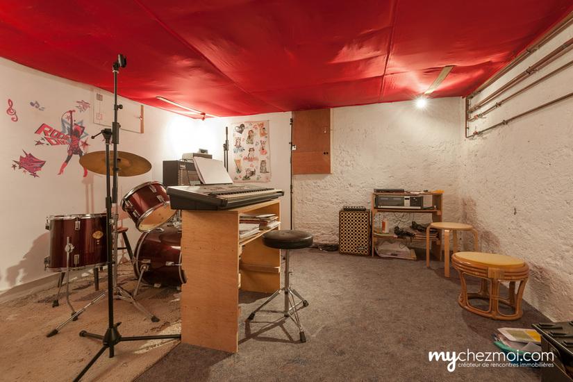Salle de musique niveau -1