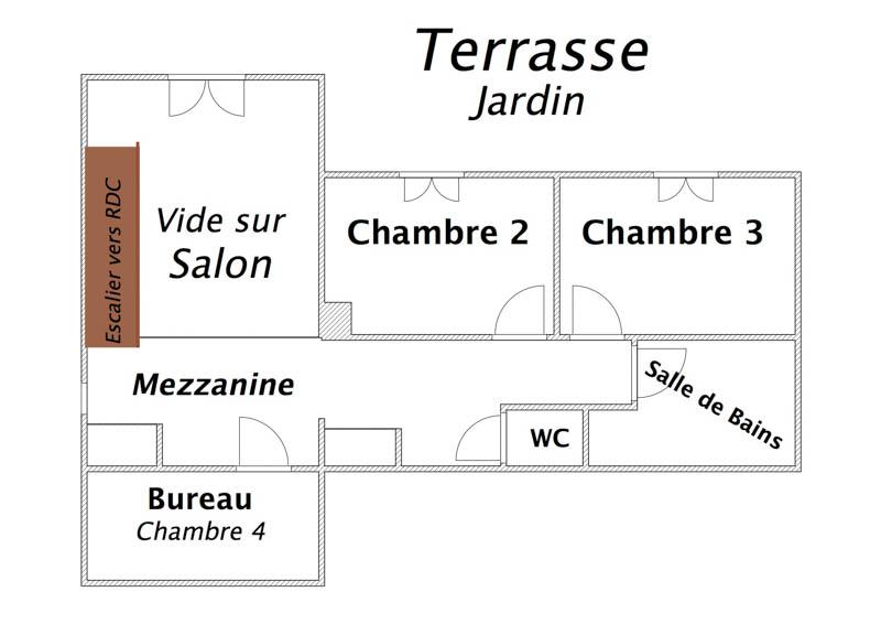 Etage (Habitation principale)