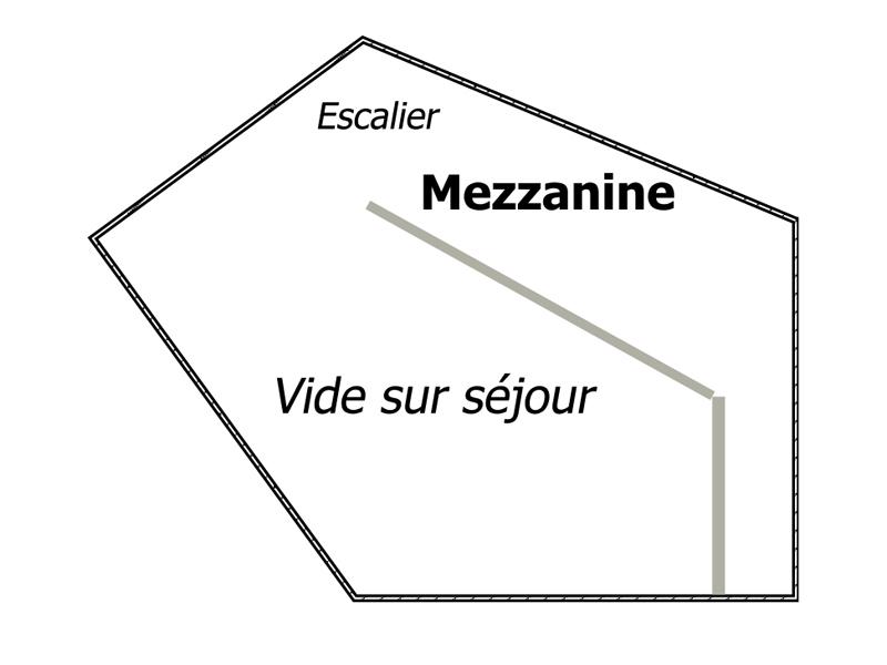 Plan mezzanine