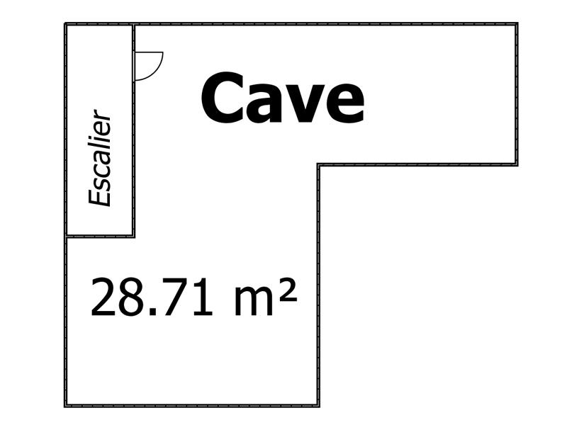 Plan Zoom cave