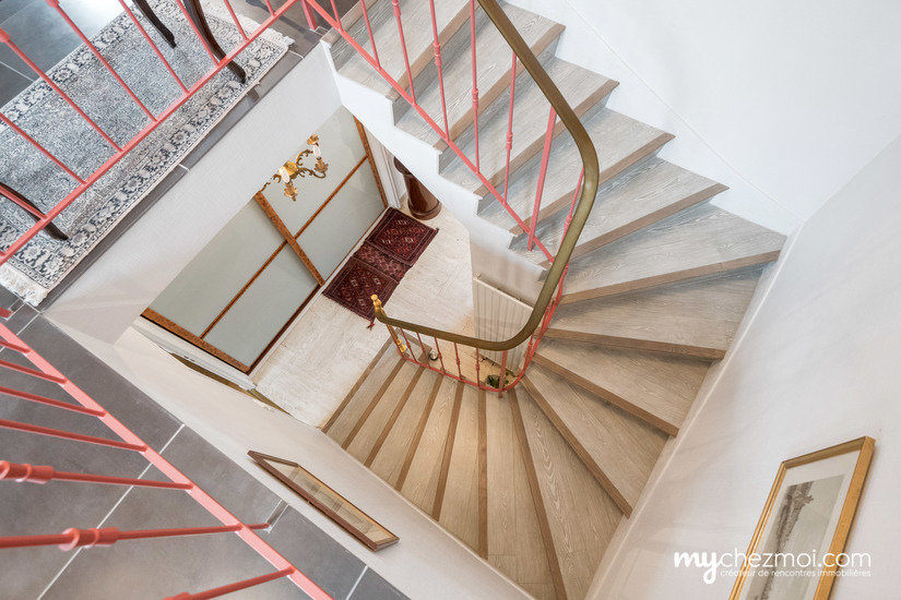 Escalier niveau 3