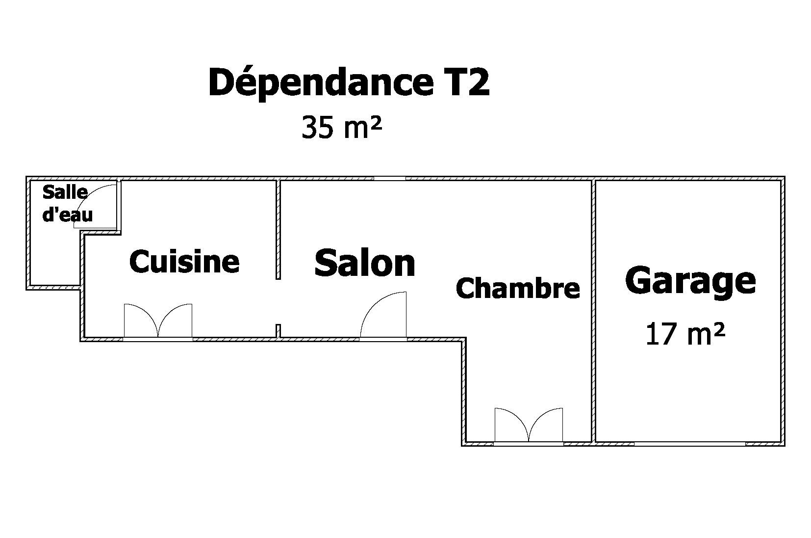 Plan dépendance T2 ZOOM