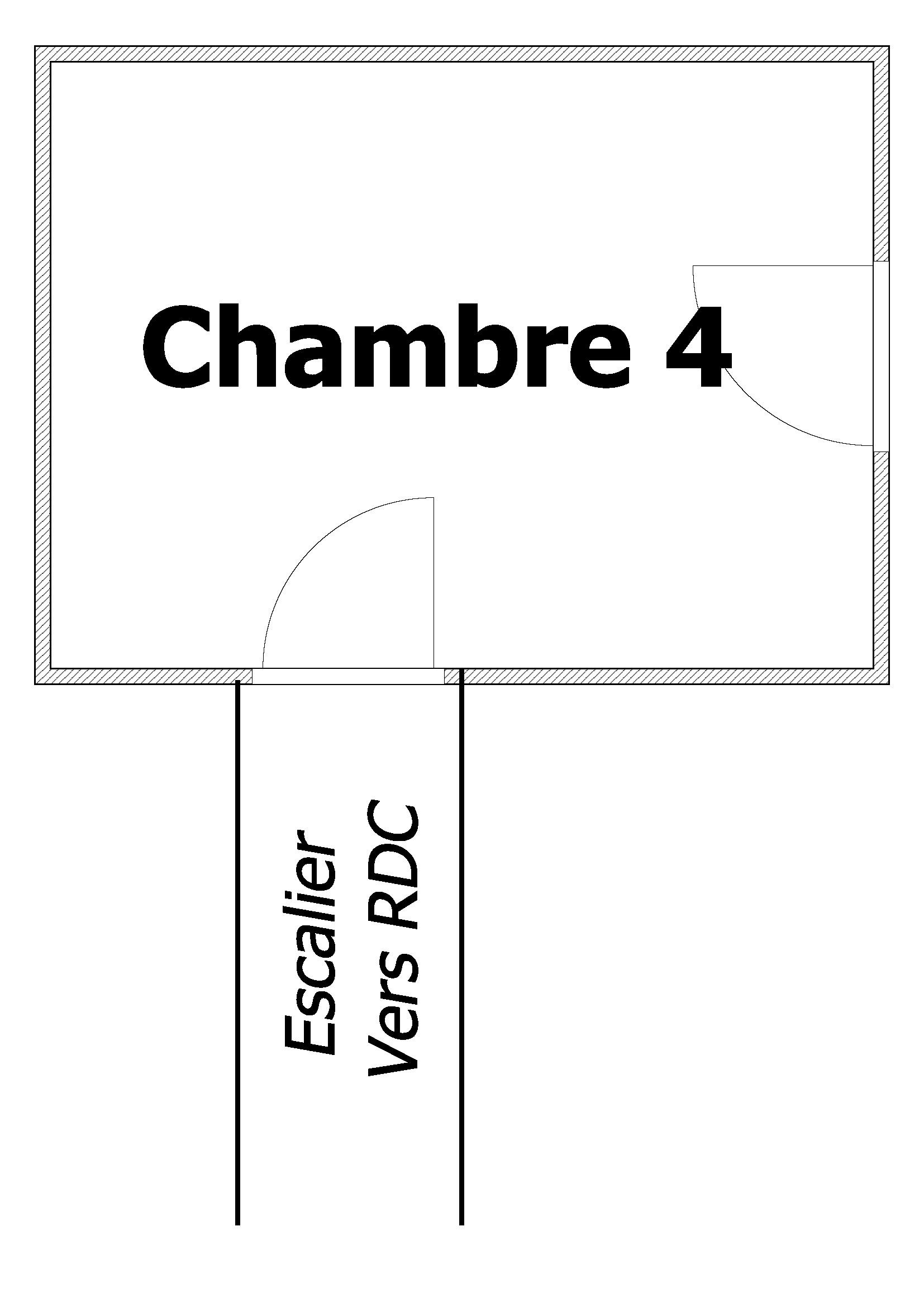 Plan Etage 1