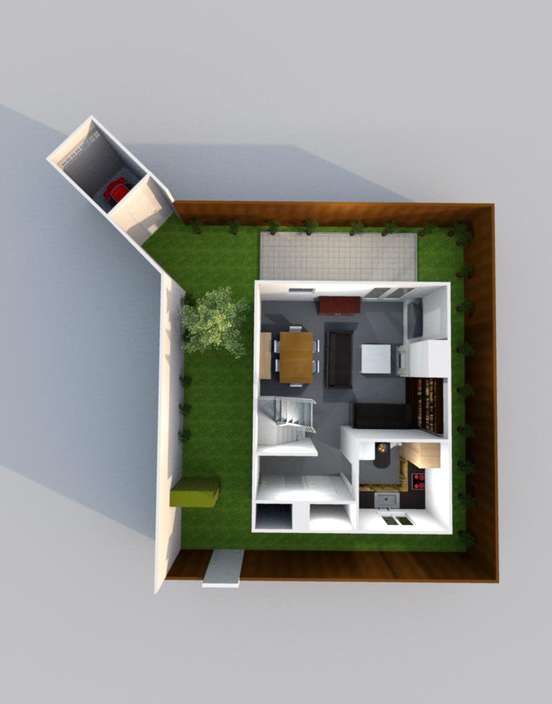 3D RDC (Illustration)