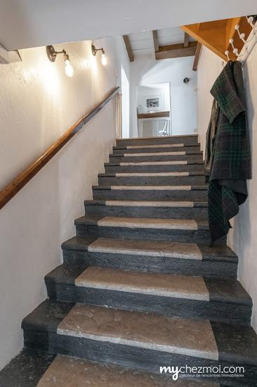 entrée escalier