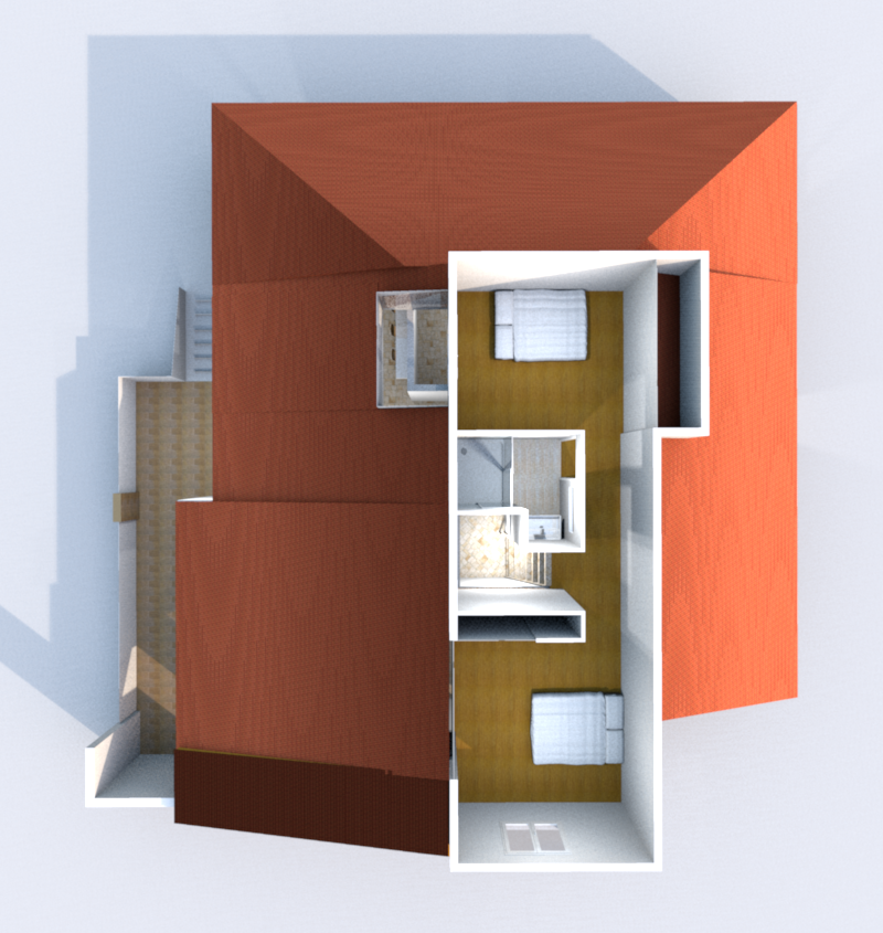 3D Etage (Illustration)