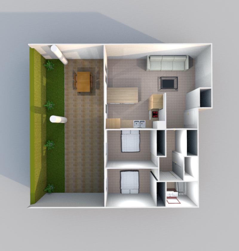3D (Illustration)