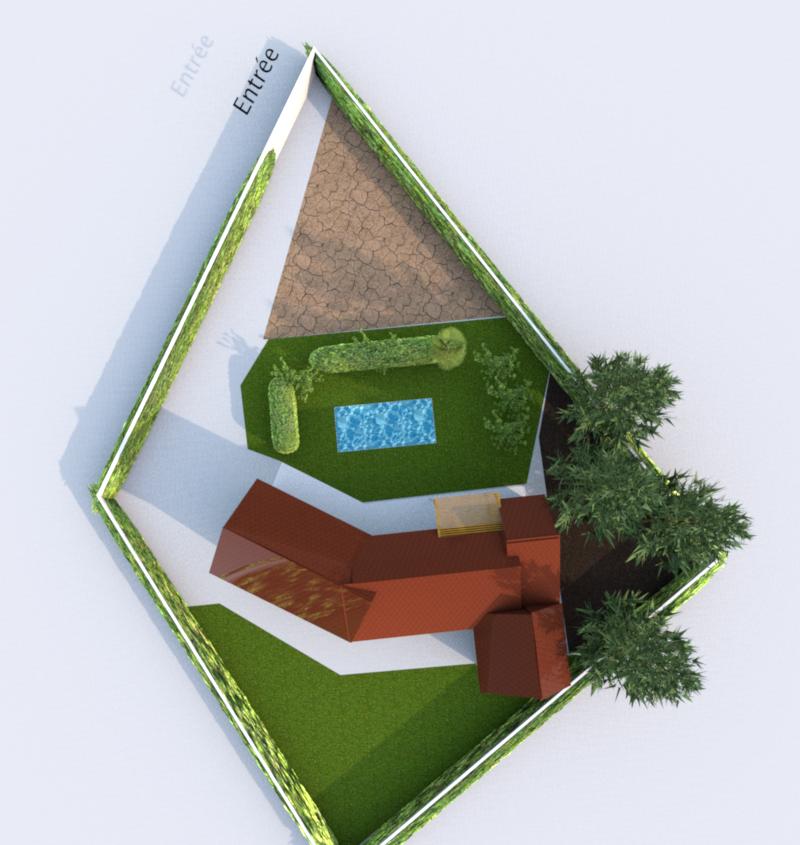 3D Extérieur (Illustration)