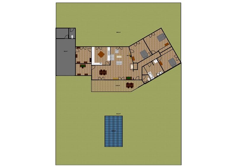 plan exterieur