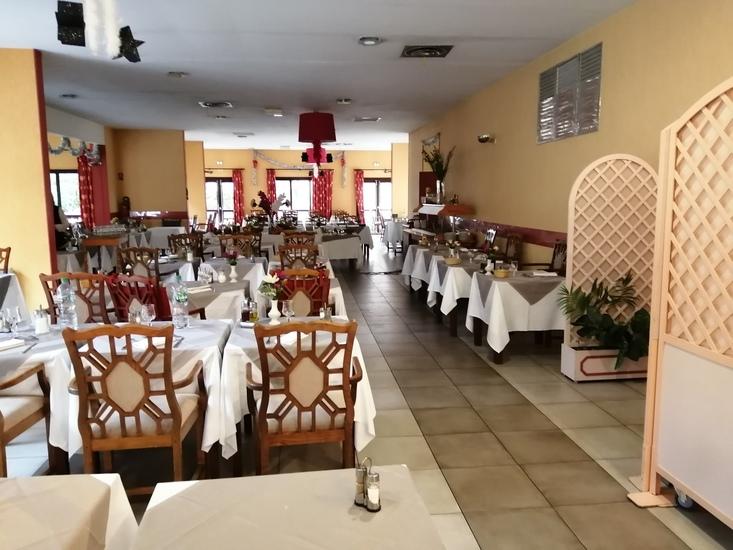 restaurant de la résidence