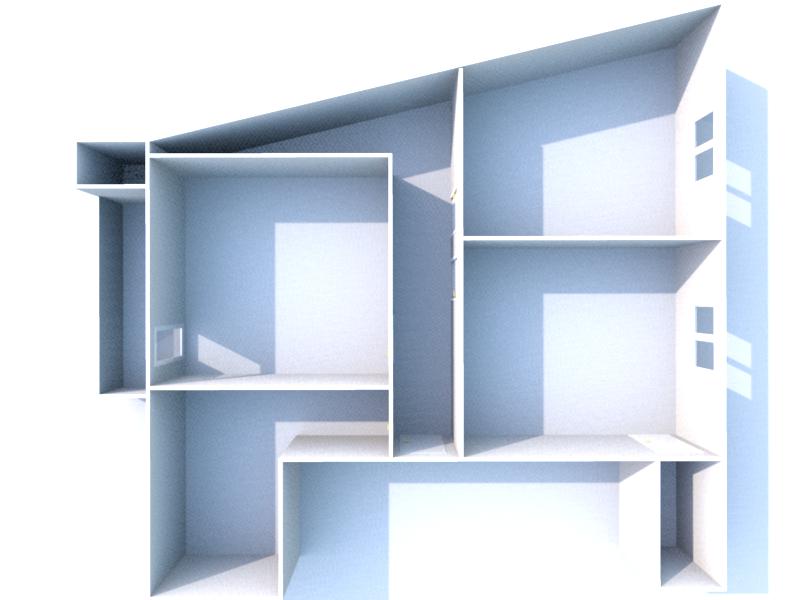 Plan 3D Niveau 3