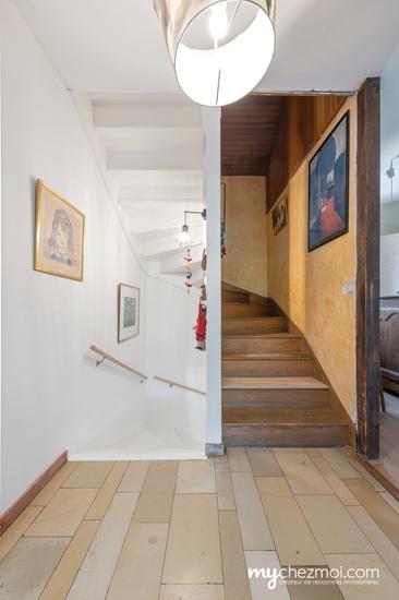 Escalier niveau 2