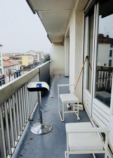 Balcon Rue