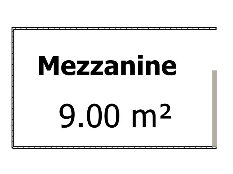 Plan Zoom Mezzanine