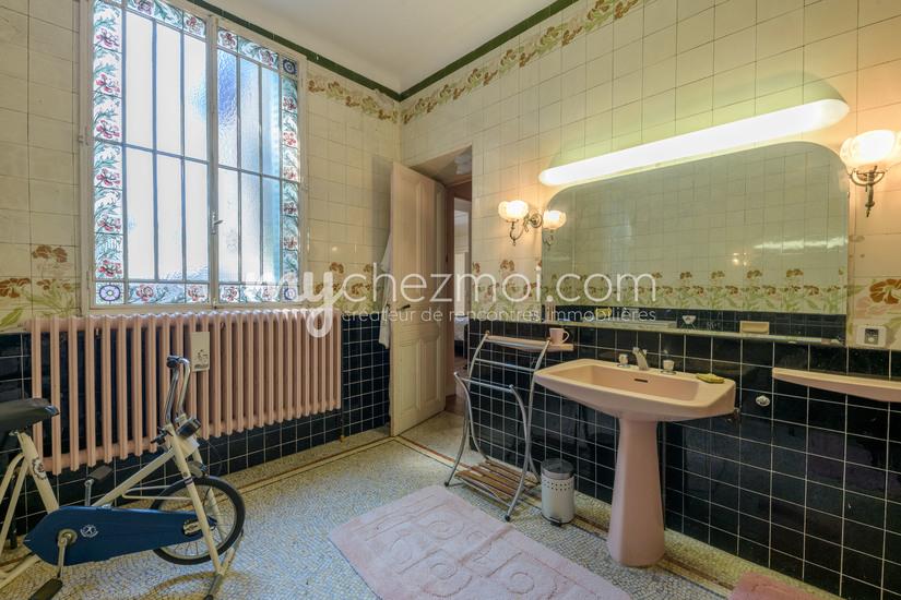 Salle de bains niveau 2